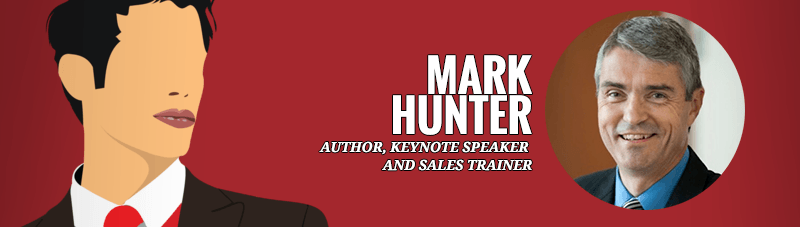 mark hunter the sales hunter interview salesman podcast