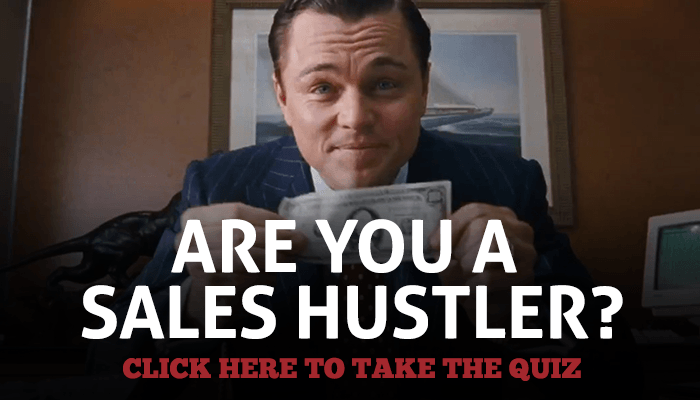 sales hustler quiz