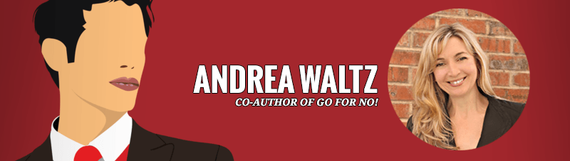 Andrea Waltz go for no