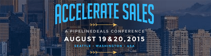 accelerate sales conference