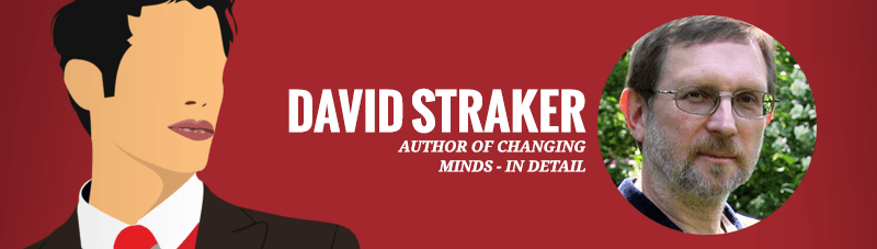 David Straker changing minds