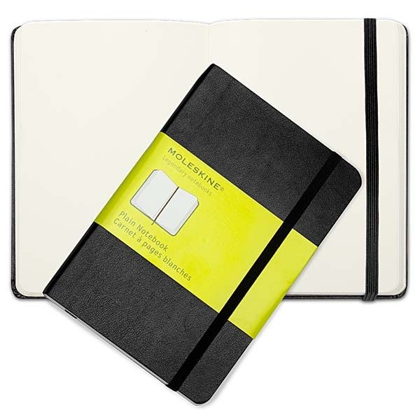 moleskine for salesmen tools to have in briefcase