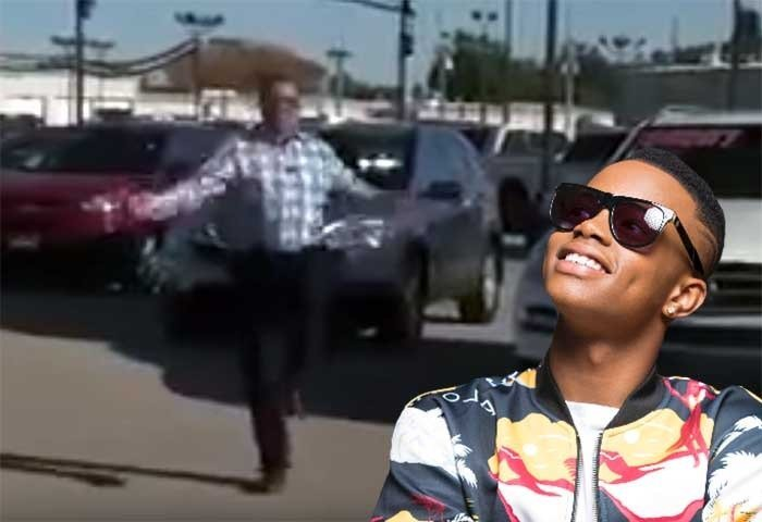 """Watch This Salesman """"Whip, Nae Nae"""" To Close The Deal"""