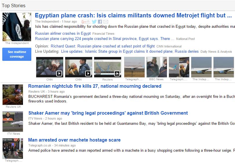 top sales new stories