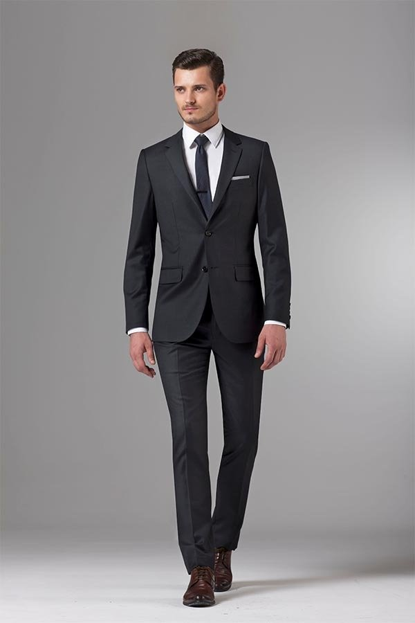 salespeople suits