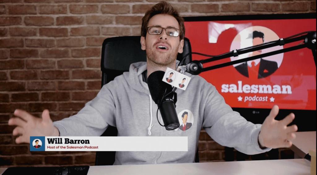 Salesman Podcast