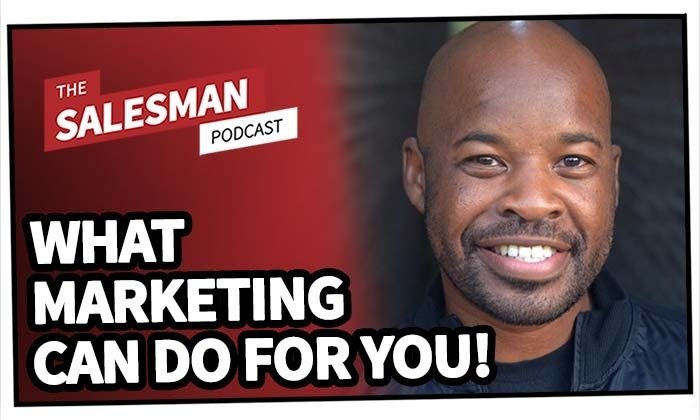 248: Turns Out Marketing Can Help Smash YOUR Sales Targets, This Is How… With Jeff Davis