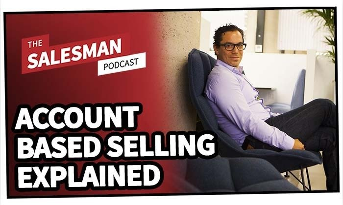 244: Account Based Selling/The Future Of Selling Explained With Manuel Medina