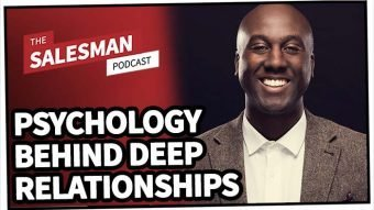 256: The Psychology Behind Developing Deep Customer Relationships With Jermaine Edwards