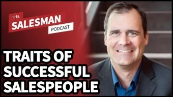 258: Do You Have The Traits Of A CRAZY Successful Salesperson? With Scott Ingram