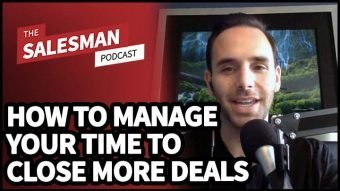 261: Crazy Ways To Set Habits And Make You More Selling Time Efficient With Geoff Woods