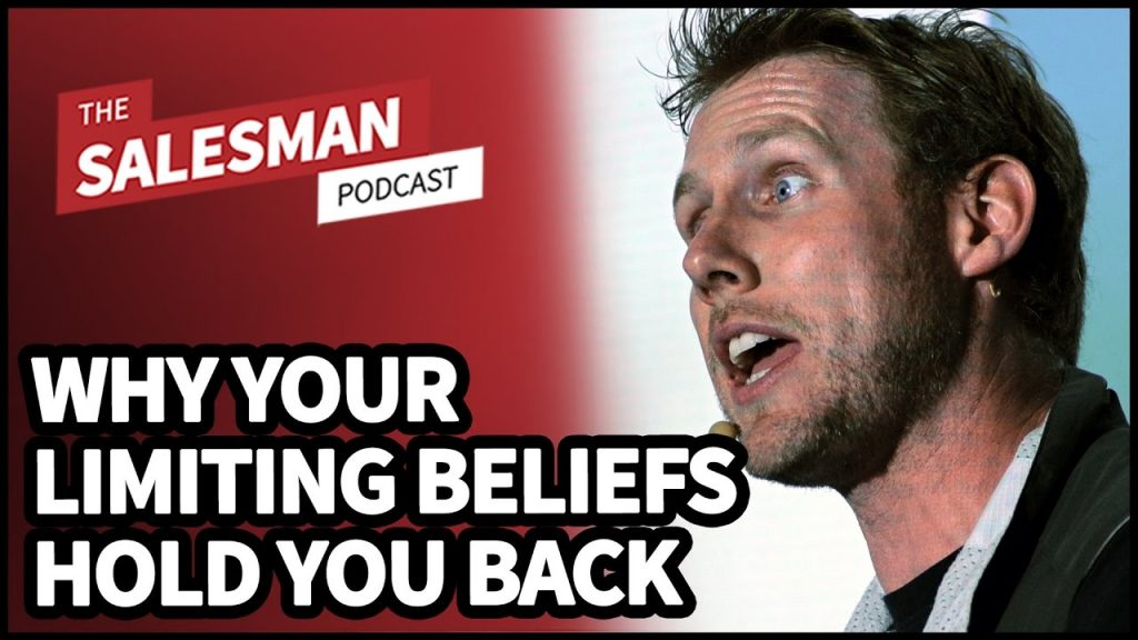 267: Why Your LIMITING BELIEFS Are Holding You Back From Sales Success With Paul Adamson
