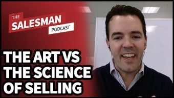 272: The Science VS Art Of Sales (Which Is More Important?) With Mark Ripley