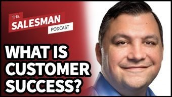 "274: Why ""Customer Success"" Is the Future Of Sales With Lincoln Murphy"