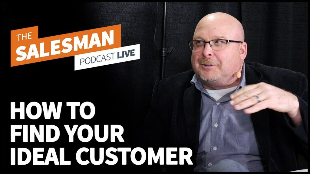 LIVE: Make Sales Easier (By Finding Your Ideal Customers) With Richard Harris