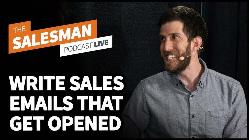 LIVE: How To Write Sales Emails That Get Opened With Dan Smith