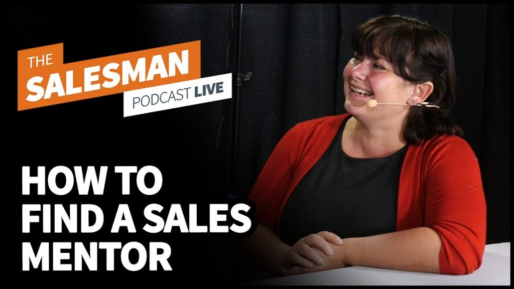 LIVE: How To Find A Sales Mentor With Misha McPherson