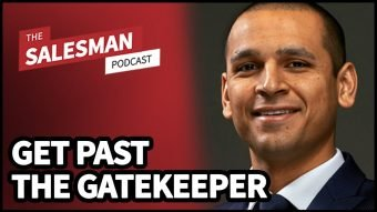 278: How To Get Past The Gatekeeper (On The Phone, Over Email And More…) With Ali Mirza