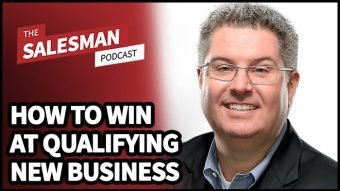 277: How Win At Qualifying New Business (It's A Mindset NOT A Process!) With Sean Burke