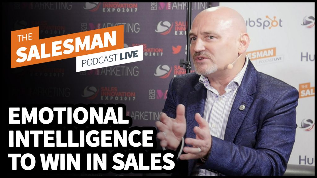 Working With Emotional Intelligence to THRIVE IN SALES With Jim Rees