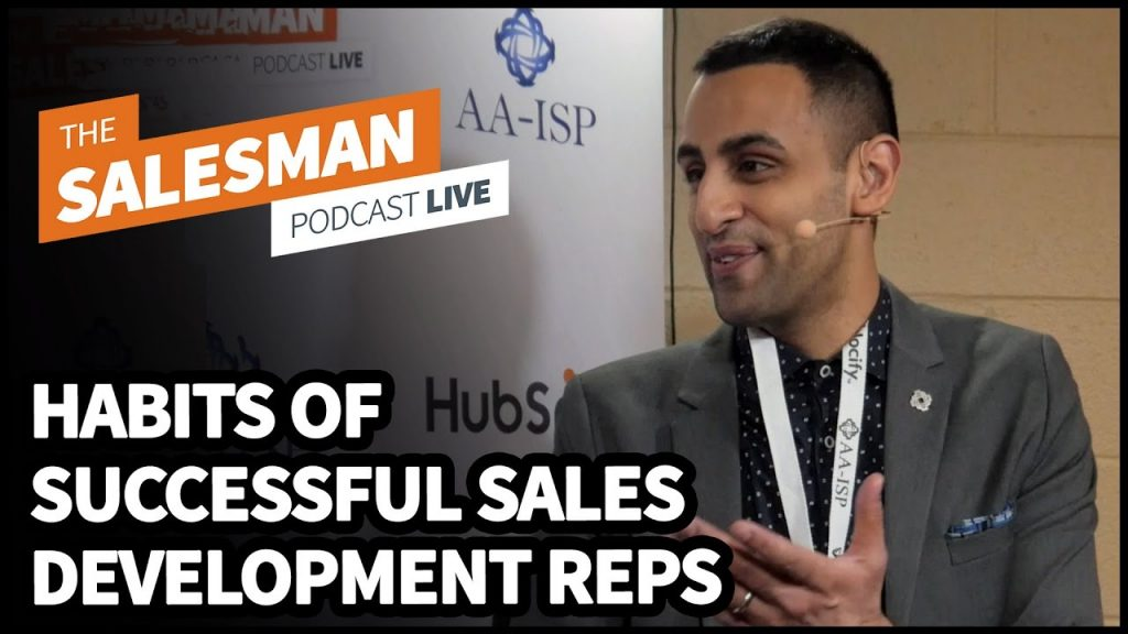 The 7 Habits Of Highly Effective SDRs With Manny Alamwala