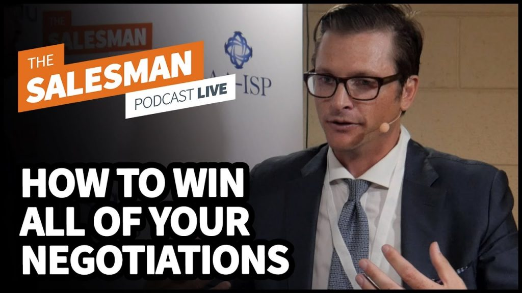 Master The Negotiation Process (And Win More Business!)  With Tony Perzow