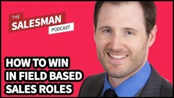 289: Make More Money As A Field Sales Representative With Steve Benson