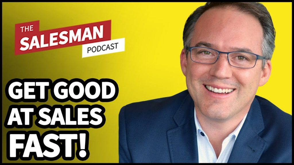 294: The FASTEST Way To Become Amazing At B2B Sales With Mark Magnacca