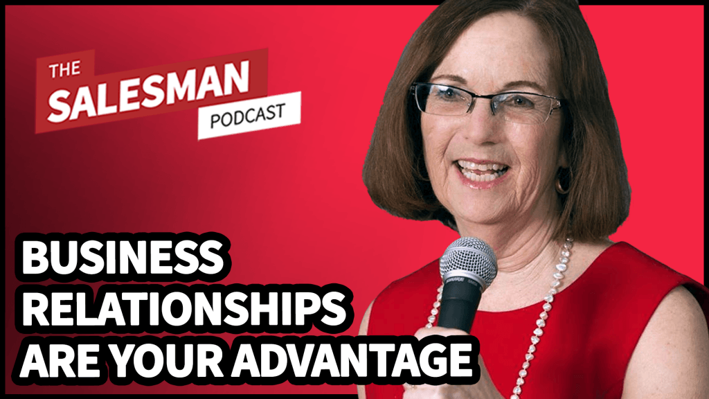 309: Why Relationships Are EVERYTHING In B2B Selling With Elinor Stutz