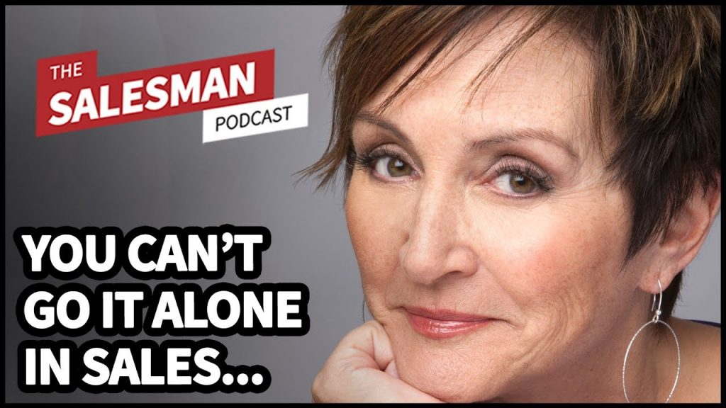 """296: Why You Can't Go """"Account Based Selling"""" Alone… With Trish Bertuzzi"""