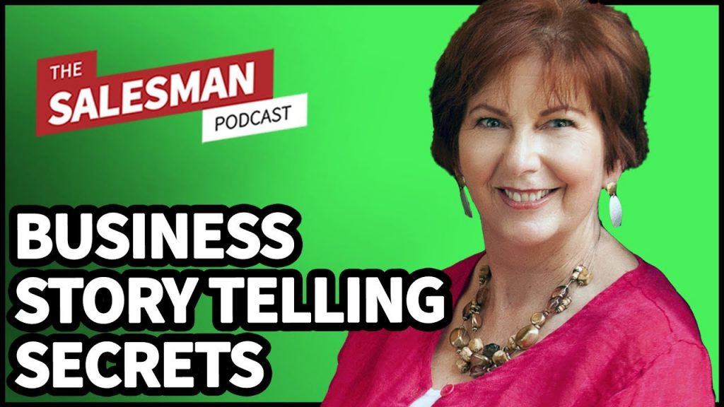 304: The Neuroscience Of Why Stories Sell With Karen Dietz