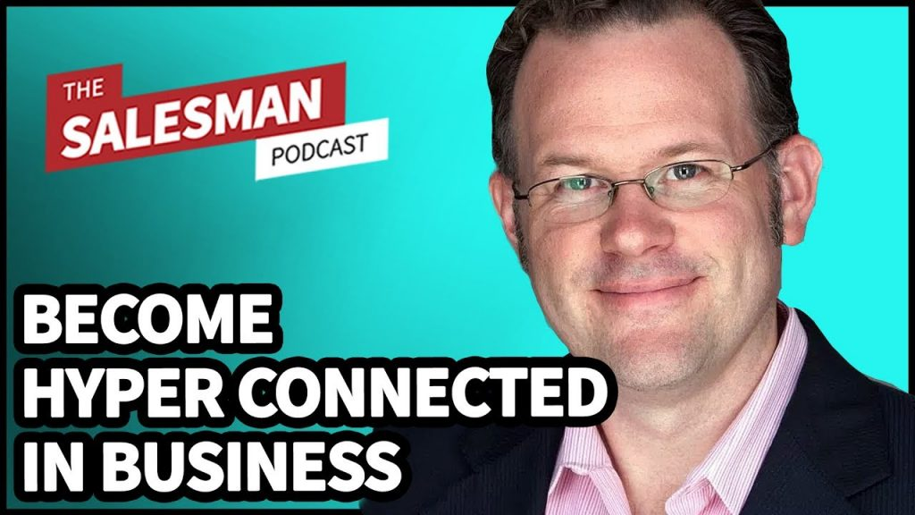 310: How To Become A Hyper-Connected Seller With David Fisher