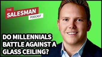 315: Do Millennials Face A Glass Ceiling In Business? (And How To Smash Through!) With Dustin Sandoval