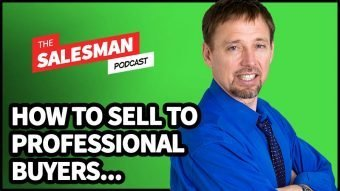 323: A FBI Hostage Negotiators Guide To Selling To Professional Buyers With Chris Voss