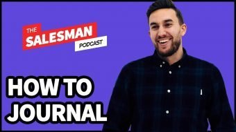 322: Why Using a Journal Helps You Thrive In Business With Ollie Aplin