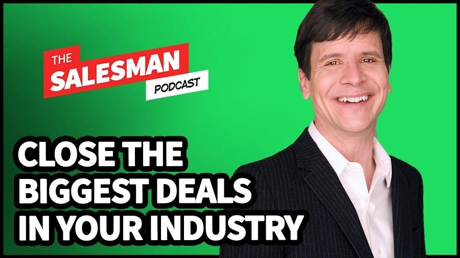 331: Winning The BIGGEST DEALS In Your Industry With Tim Sanders