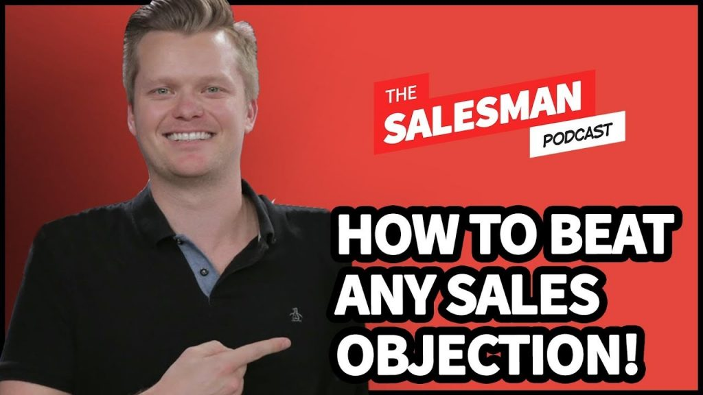 332: How To CRUSH ANY Selling OBJECTION With Jarrod Glandt