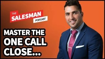 337: How To Win A Business Deal In ONE PHONE CALL! With Kayvon
