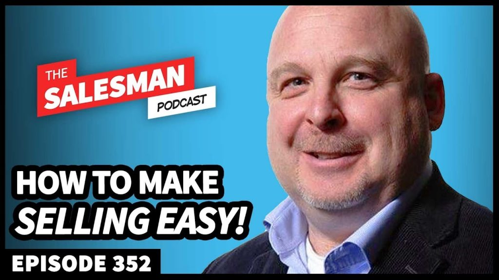 "352: The Secret To Making B2B Sales Easy… Know Their ""WHY""! With Richard Harris"