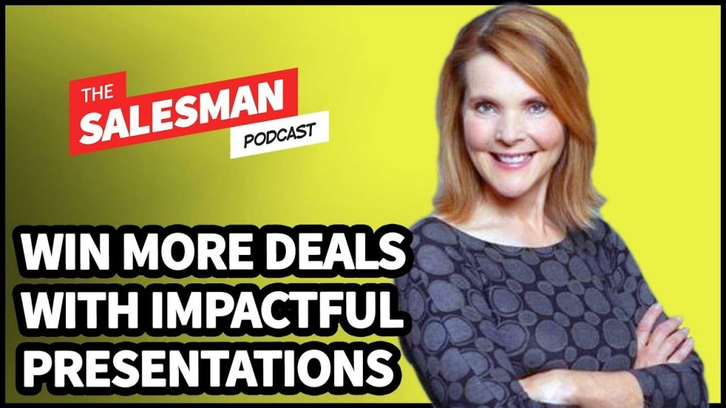342: 4x Steps To Creating A IMPACTFUL Sales Presentation With Kate LeVan