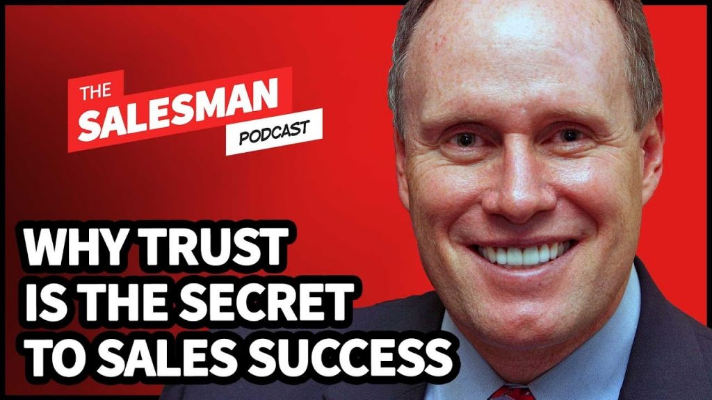 343: Build TRUST FAST = Working In Sales Becomes EASY  With Stephen M. R. Covey