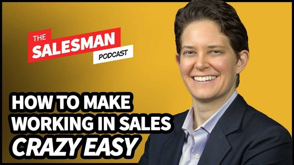 "344: Three Step Framework To Make Selling Easier (By Becoming ""THE EXPERT"") With Dorie Clarke"