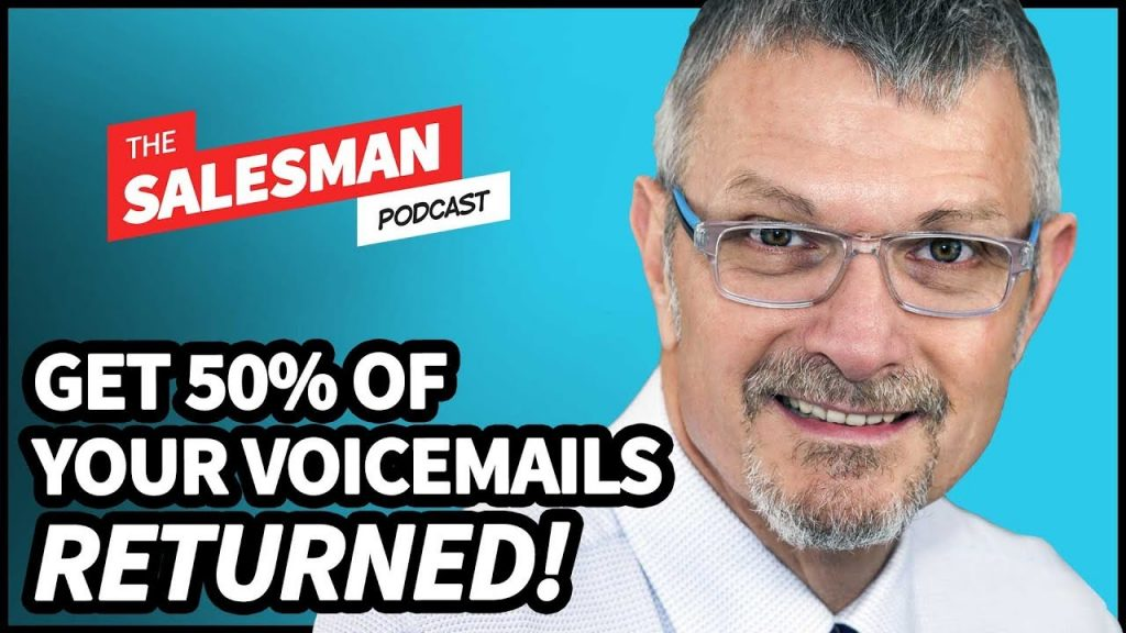 345: How Get 50% Of Your Prospecting VOICEMAILS Returned! With Tibor Shanto