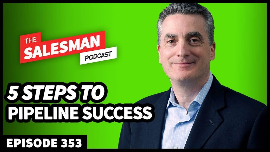 353: 5x Steps To A SALES PIPELINE That Delivers INCREDIBLE RESULTS! With Norman Behar