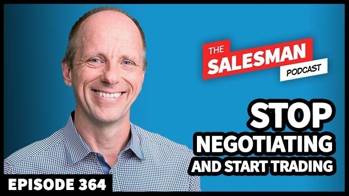 364: SALES HAS CHANGED! Stop Negotiating And Start TRADING With Jacco vanderKooij