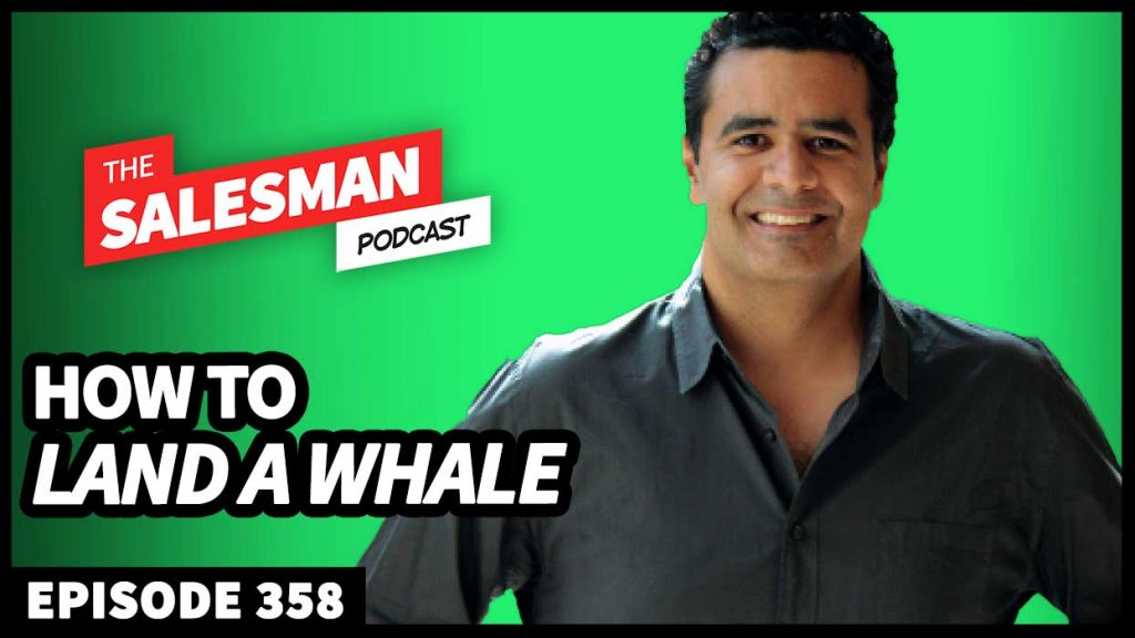 358: How To Land A WHALE (Closing A 10x Sized Customer) With Mark Birch