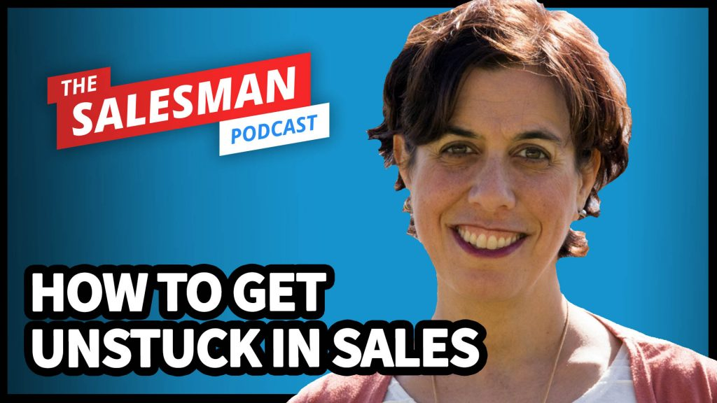 How To Get UNSTUCK In Sales (Fear and Belief Reprogramming) With Shira Gura