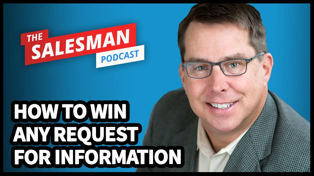 How To Consistently Win Or Avoid the RFP (Request For Proposal) With Ray Makela