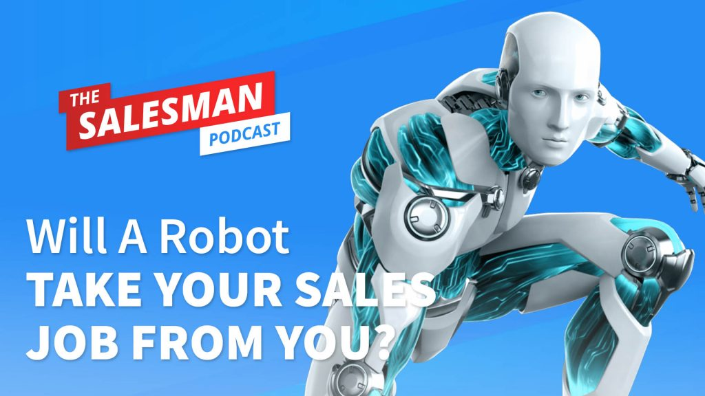 Will A.I. Take Your Sales Job? (OR WILL IT HELP YOU CLOSE MORE SALES?) With Victor Antonio