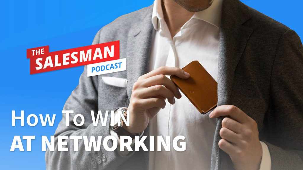 Q/A: How To Win At Sales By Networking With David Fisher